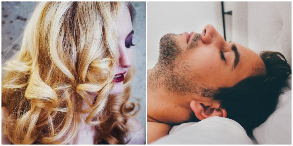 Hair care for male and female