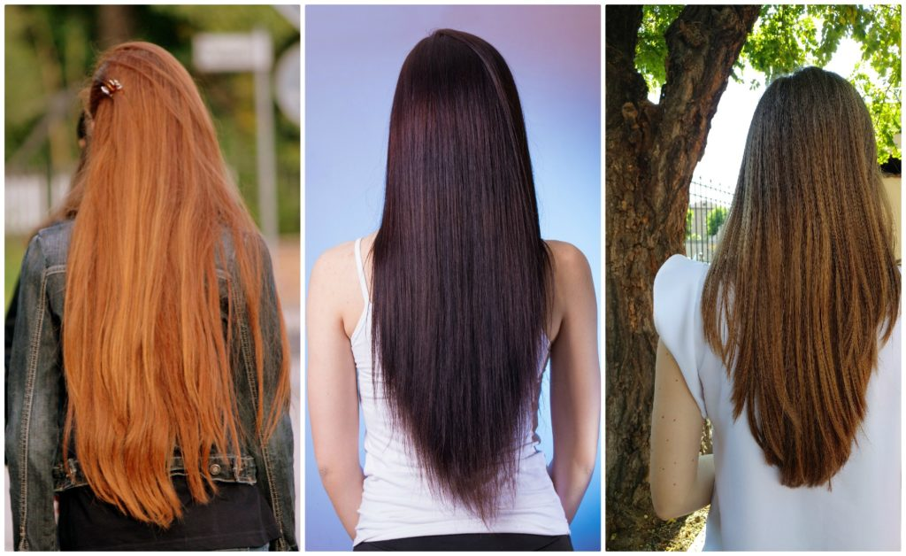 Have long and healthy hair