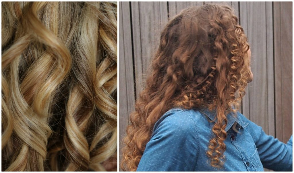 Longer curles are said to be more handy