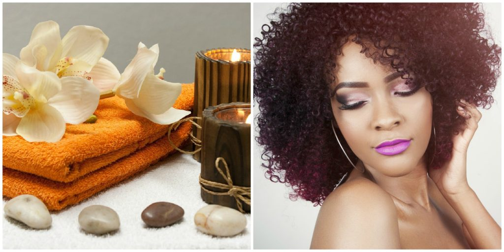 Your Beauty Hair about health and scalp massage