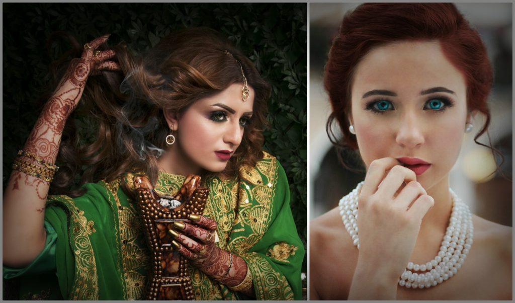 An alternative way of hair colour: henna.