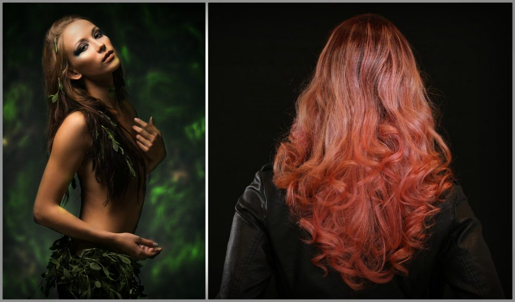 Henna is natural and keeps your highlights