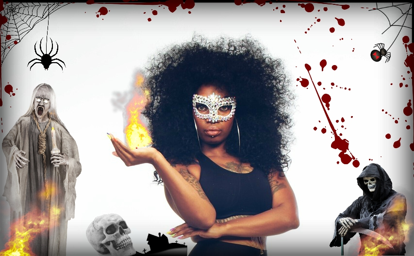 Your Beauty Hair about Halloween
