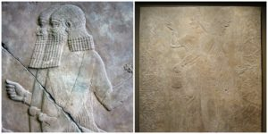 Hair care through ages, Assyria
