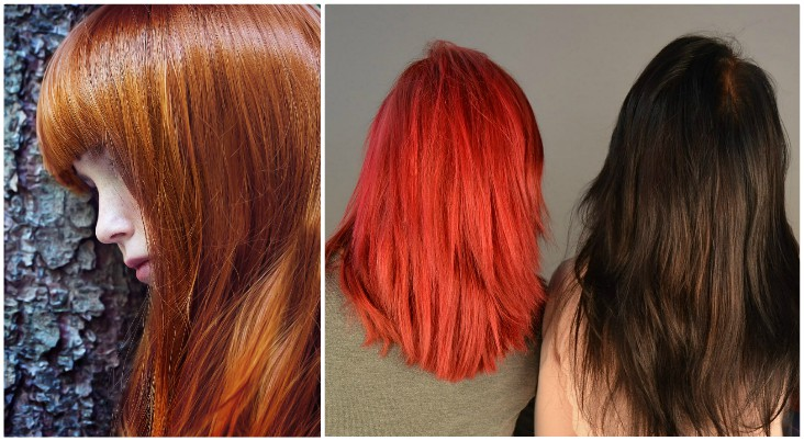 More natural colours with semi-permanent solutions