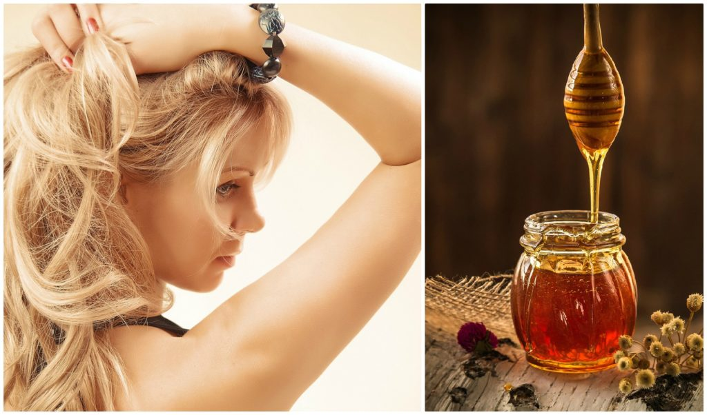 Honey for hair mask on Your Beauty Hair