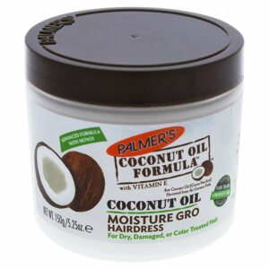Palmer's coconut oil hairdress